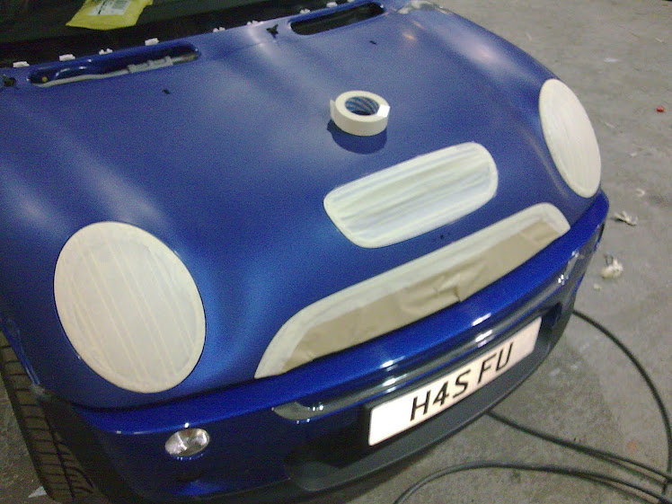 BMW Mini - Frontal