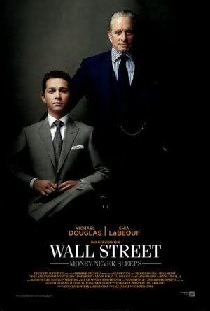Filme Poster Wall Street 2: O Dinheiro Nunca Dorme TS RMVB Legendado
