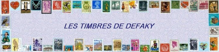 LES TIMBRES DE DEFAKY