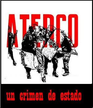 Atenco: un crimen de estado