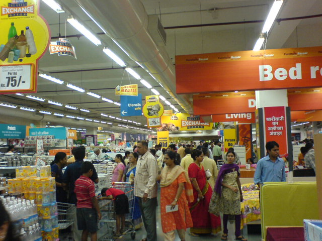 study of the departmental stores in mumbai marketing essay Marketing is the study and management of exchange  inter-departmental conflicts may  retail marketing needs to account for the unique facets of retail stores.