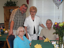 my Dad ,Stepmom, Grams and Gramps