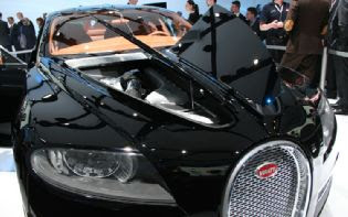 Bugatti-16-Galibier-Concept-engine-lid-open