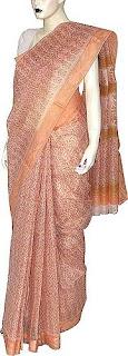 Cotton Saree Indian Women