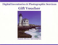 Home Inventory Gift Voucher