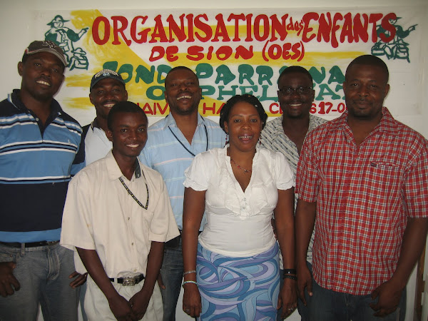EOS Board of Directors in Gonaives