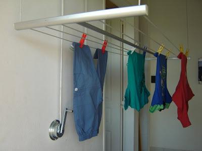 Tendederos colgantes de techo - Tendederos de ropa ...