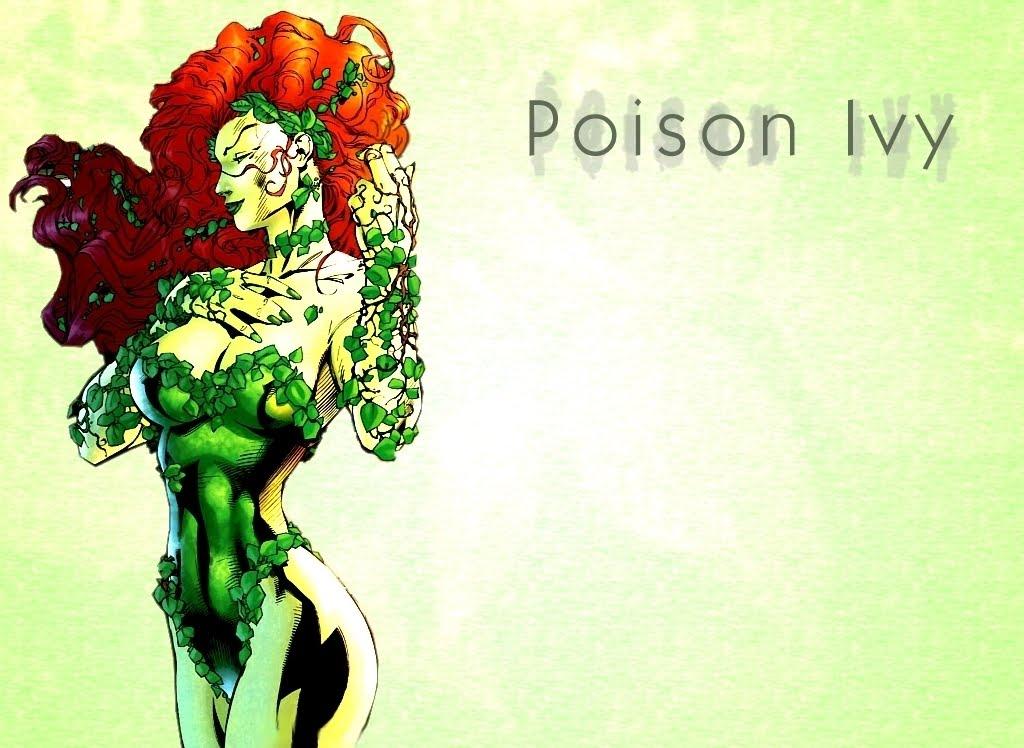 poison ivy villain batman. ever getting poison ivy.