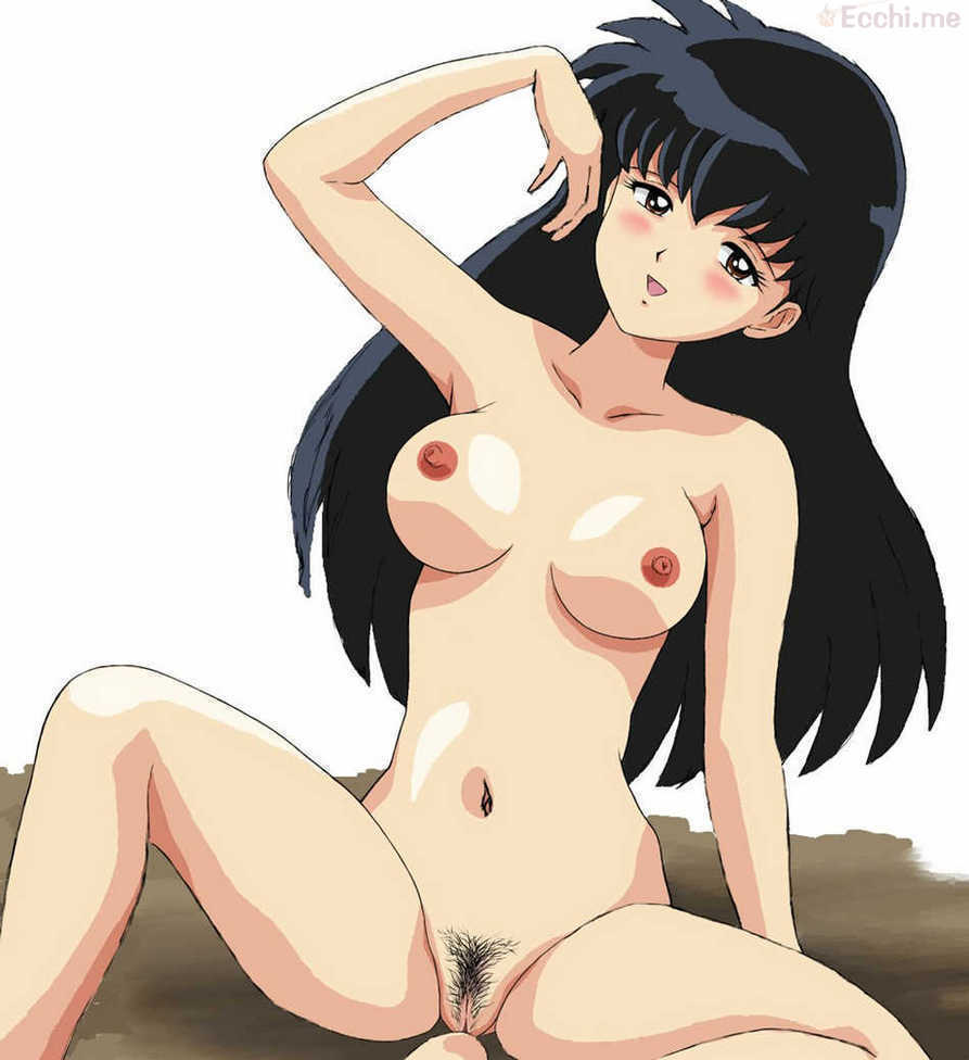 inuyasha kagome naked body