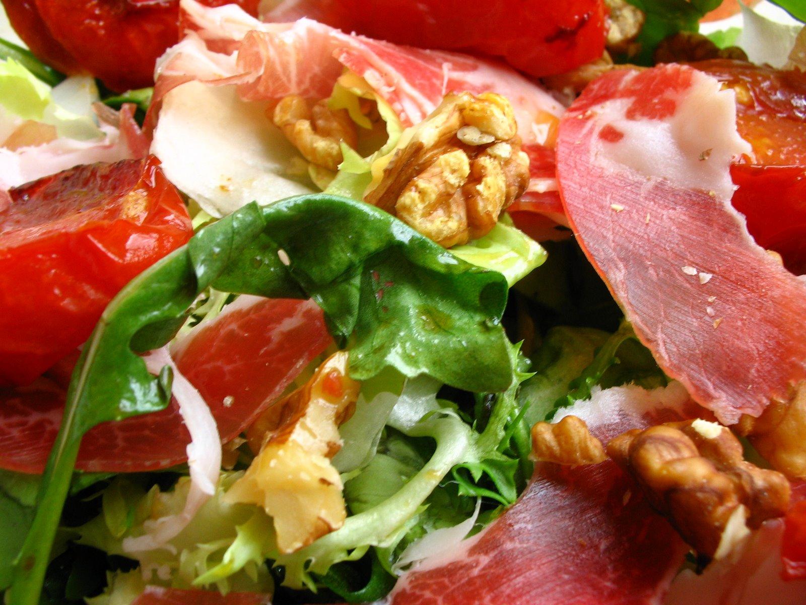 recettes legumes  Crème brûlée à la confinade de tomates séchées basilic et parmesan