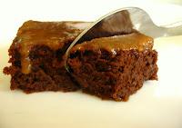 gateau au chocolat mousseux