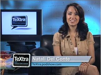 Natali Del Conte at Podshow