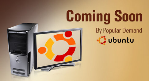 The Official Dell Ubuntu Homepage is now live