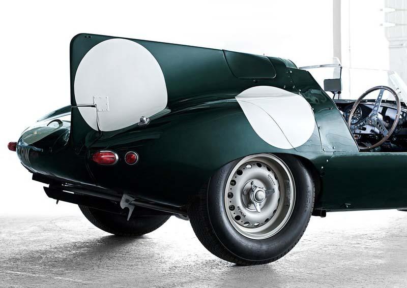 2010 Jaguar D Type photo - 1