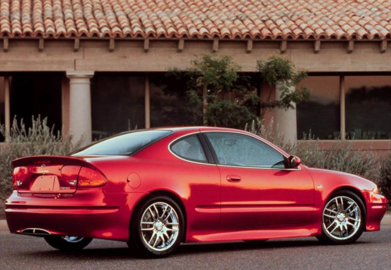 2000 Oldsmobile Silhouette Osv. 2000 Oldsmobile Profile