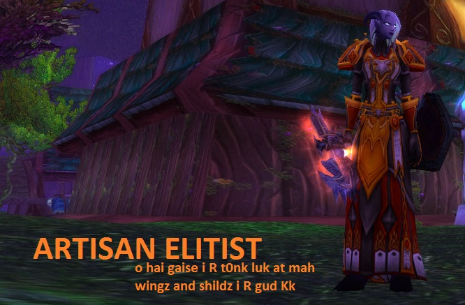 Artisan Elitist