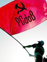 A bela bandeira vermelha