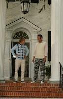 Vince Vaughn and Owen Wilson