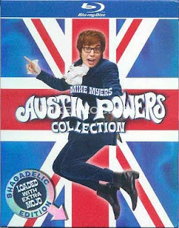 The Austin Powers Collection