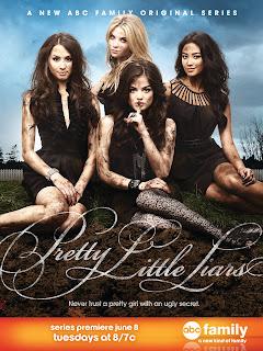 Pretty Little Liars starry Lucy Kate Hale