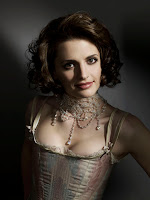Stana Katic in The Librarian