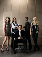 The Cast of Leverage