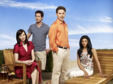 The cast of Royal Pains