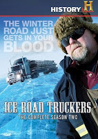 Win Ice Road Trucker Priz Pack