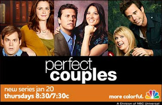 Perfect Couples Thursdays at 8:30 on NBC