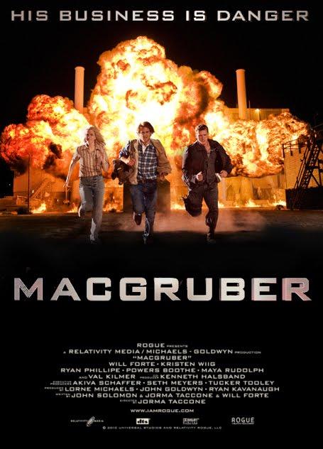 MacGruber (2010) - Subtitulada