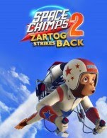 Space Chimps 2: Zartog Strikes Back (2010) Subtitulado