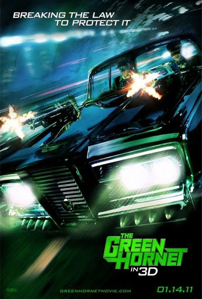 Ver The Green Hornet (2011) español online