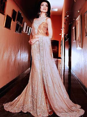 9 Latest Bridal Dresses Collections from Pakistan & India