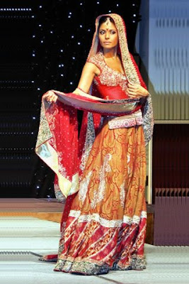 5 Latest Bridal Dresses Collections from Pakistan & India