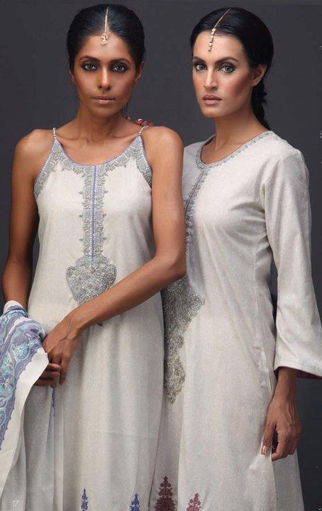 Fashion Magazine Models: Lakhani Winter Collection 2010