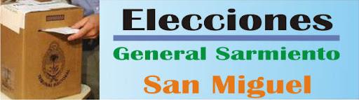 Elecciones San Miguel