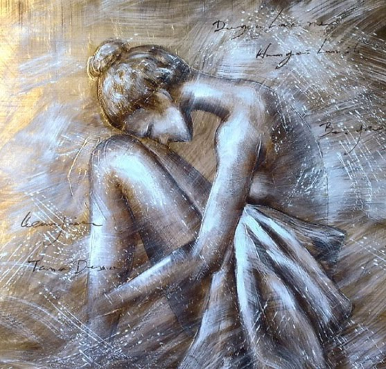10 Beautiful Oil Paintings - Hand Paitings 1