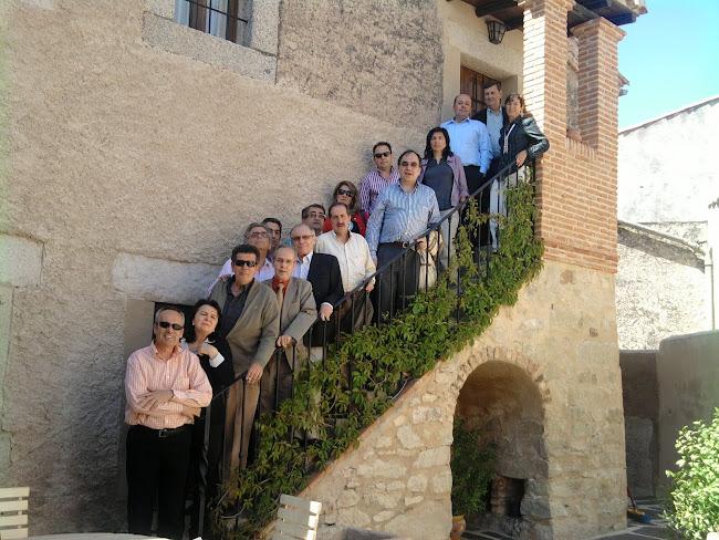 Último encuentro en Trujillo con mis amigos con alma sensible el 17 mayo 2010