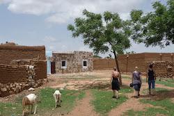 Medische hulppost in Nalou
