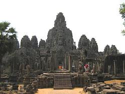Prasat Bayon ( Angkor Thom)
