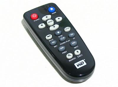 WD Remote