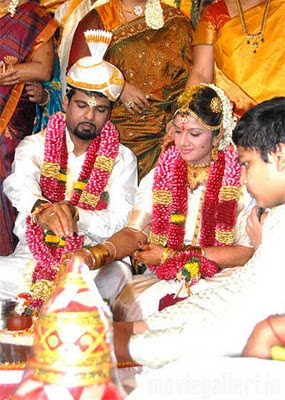 Tamil Actress Ramba marriage still
