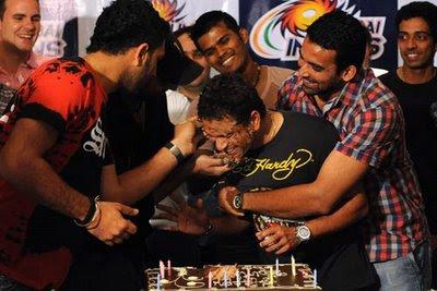 Sachin birthday pics