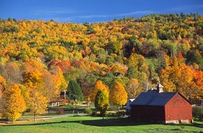 The Pioneer Valley, Massachusetts,  USA
