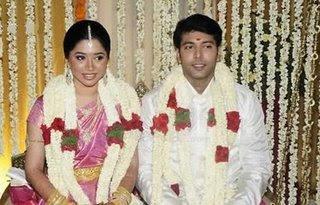jayam ravi wedding