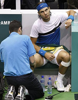 Nadal injured to miss Wimbledon