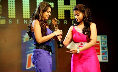 Sneha in ITFA awards