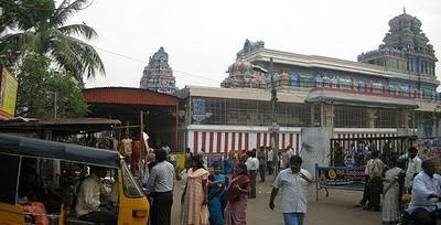 Anjaneyar Temple, Nanganallur