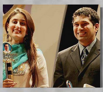 Sachin and Kareena still