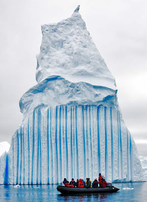 striped Icebergs stills